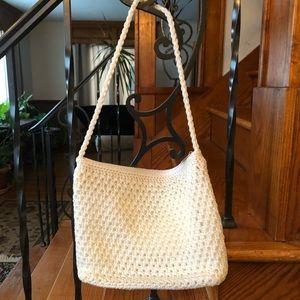 The Sak Crochet NWOT Shoulder Bag